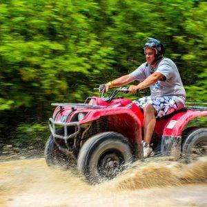 Moto Ride Cenote